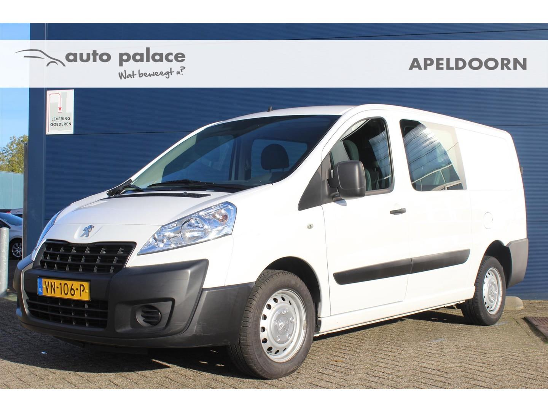 Peugeot Expert Gbdc 2.0 hdi 130pk 229 l2h1 dubbele cabine l trekhaak