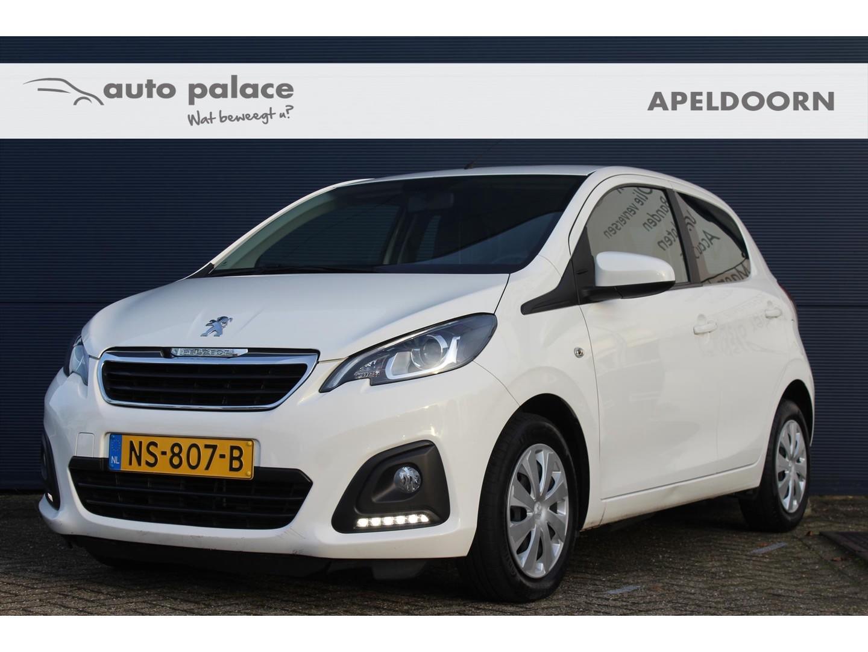 Peugeot 108 1.0 e-vti 68pk 5d active airco l radio l dealeronderhouden