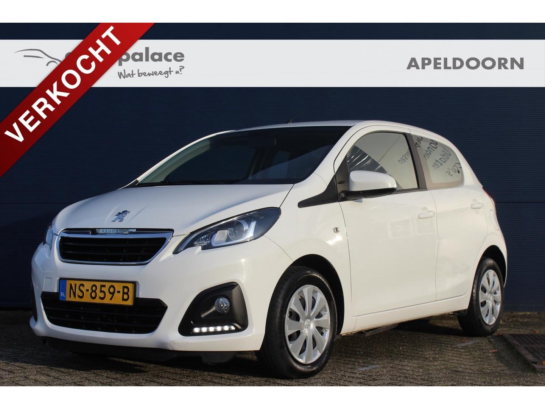 Peugeot 108 1.0 e-vti 68pk 5d active radio l airco l dealeronderhouden