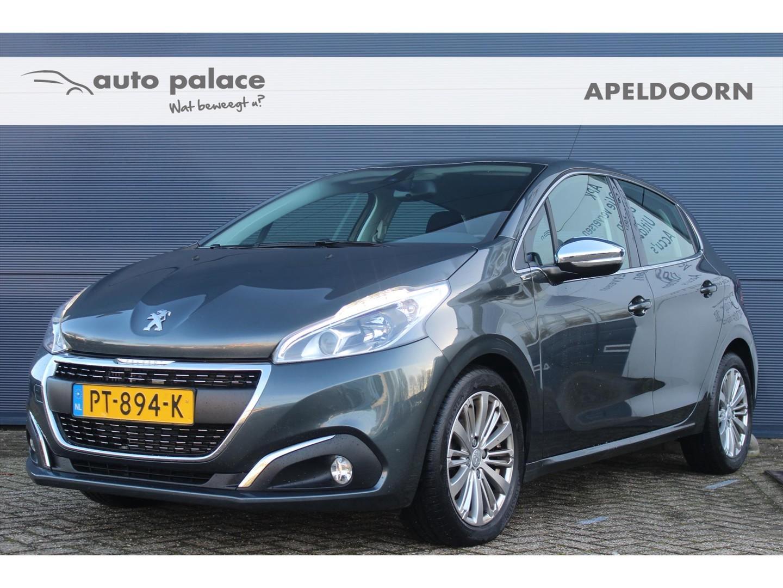 Peugeot 208 1.6 bluehdi 100pk 5d executive l navi l clima l cruise control