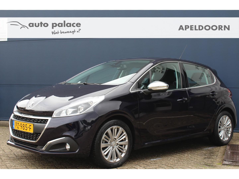 Peugeot 208 1.2 82pk 5d allure navi l clima l trekhaakactie!
