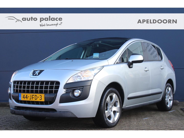 Peugeot 3008 1.6 16v vti première panoramadak l clima l cruise l 1e eigenaar l dealer onderhouden