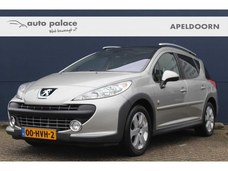 Peugeot 207 1.6 vti 16v 120pk l panodak l navi l clima l parkeersensoren l halfleder