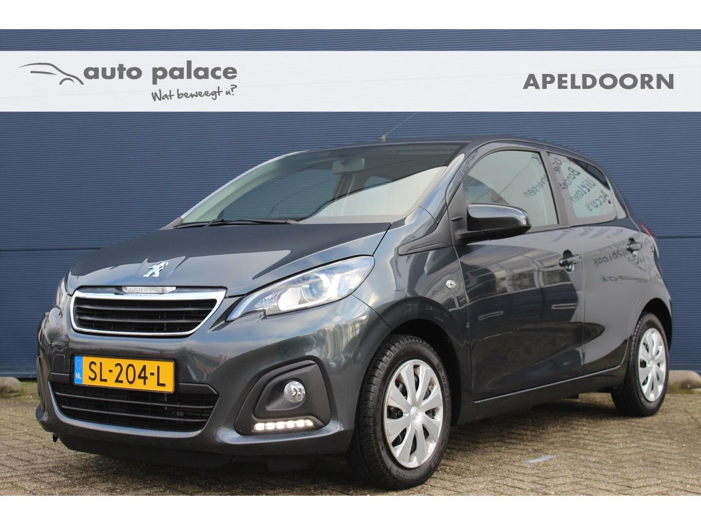 Peugeot 108 1.0 68pk, active, airco, bluetooth!