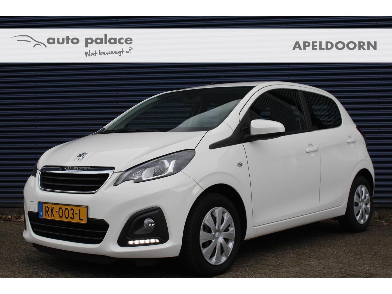 Peugeot 108 1.0 vti 68pk automaat active airco l radio l bluetooth