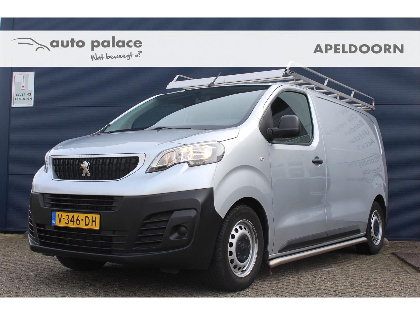 Peugeot Expert 226s gb 1.6 bluehdi 95pk 3p. stt automaat pro airco l cruise