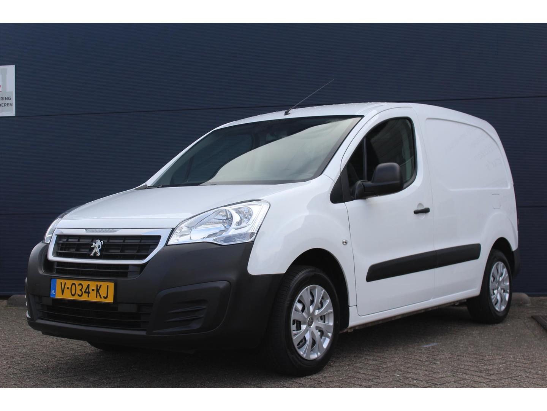 Peugeot Partner Gb 120 l1 1.6 hdi 16v 75pk 2-zits xr profit+ radio l trekhaak