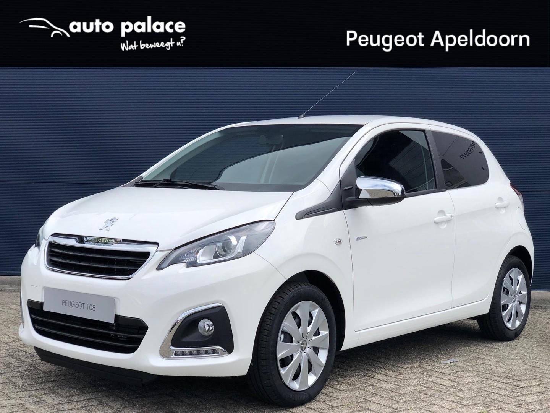 Peugeot 108 1.0 72pk 5d style actiemodel!