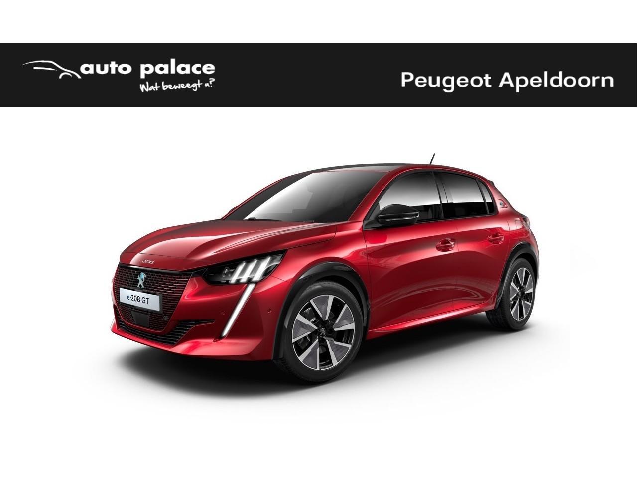 Peugeot 208 new Gt premiere volledig elektrisch