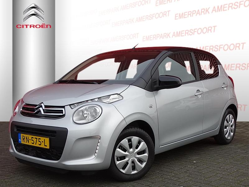 Citroën C1 1.0 e-vti 68 5-drs/bluetooth/two tone