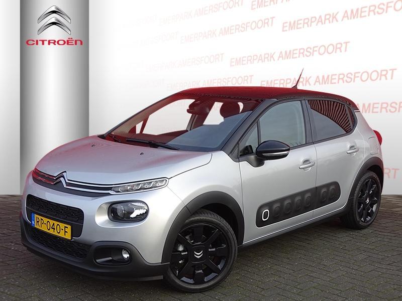 Citroën C3 110pk shine - pack smile