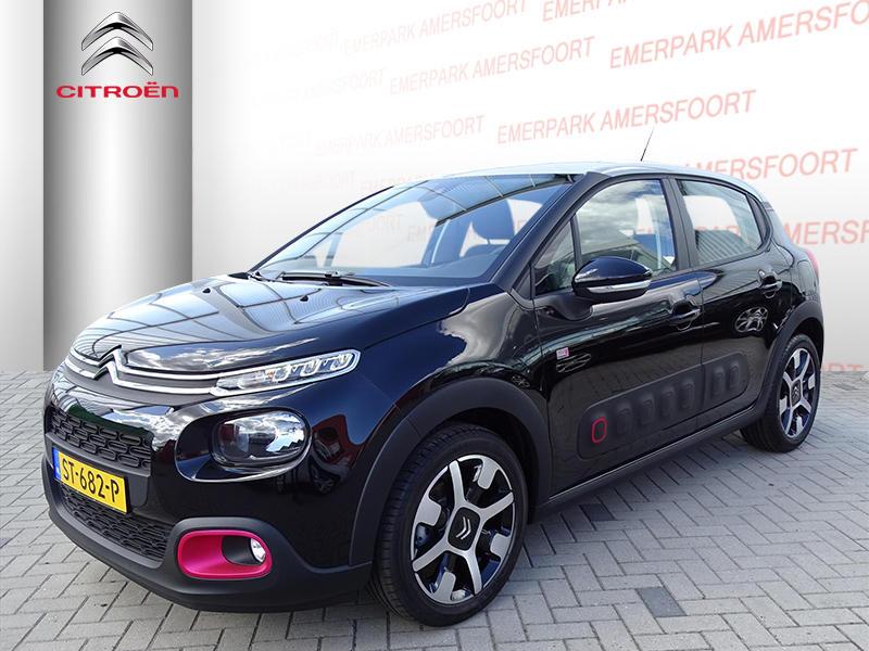 """Citroën C3 1.2 puretech 82pk """" elle""""/navigatie/dab+/lmv"""