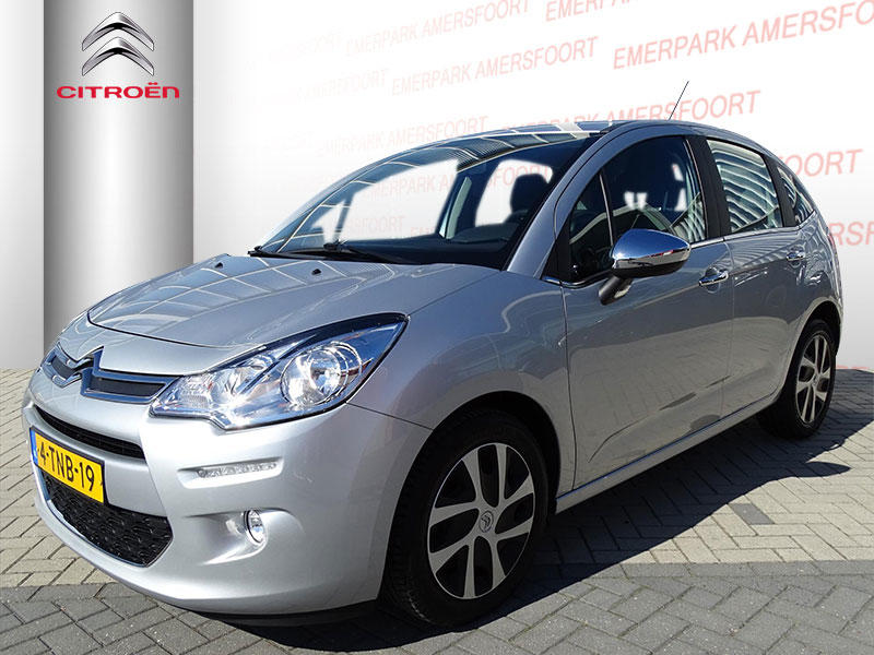 Citroën C3 1.0 vti 68pk collection/airconditioning/cruise control