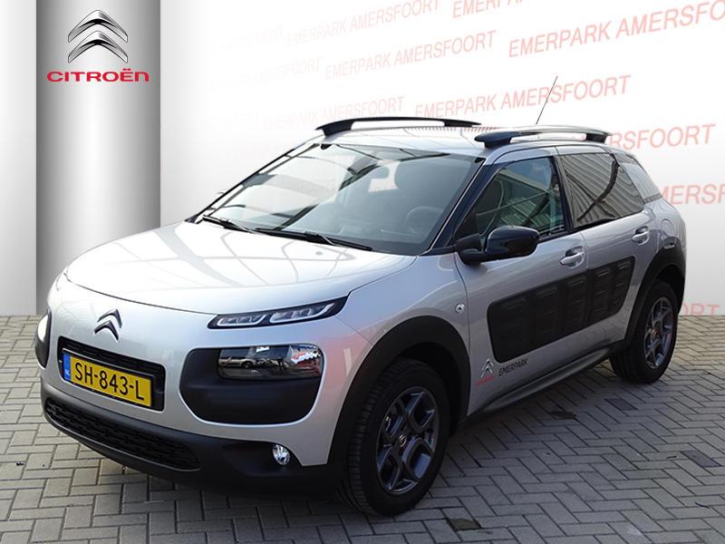 Citroën C4 cactus Vti 82pk shine/navigatie/camera/climatronic