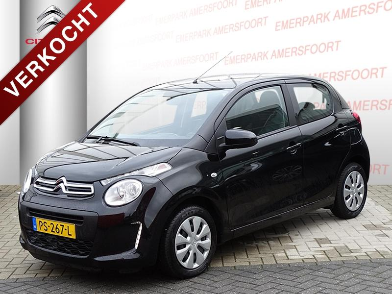 Citroën C1 1.0 12v 68pk 5-drs feel airco/bluetooth/usb
