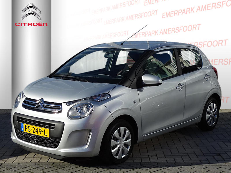 Citroën C1 1.0 12v 68pk 5-drs feel airco/bluetooth