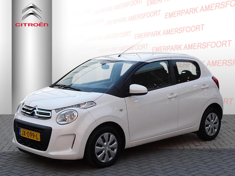Citroën C1 1.0 12v 68pk selection airco/bluetooth/usb