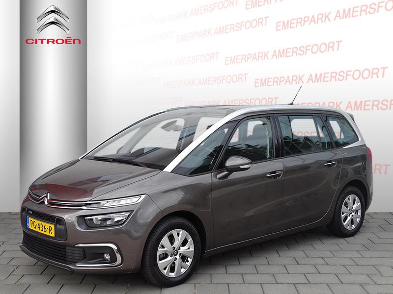 Citroën Grand c4 picasso 130pk navigatie/parkeersensoren/climatronic