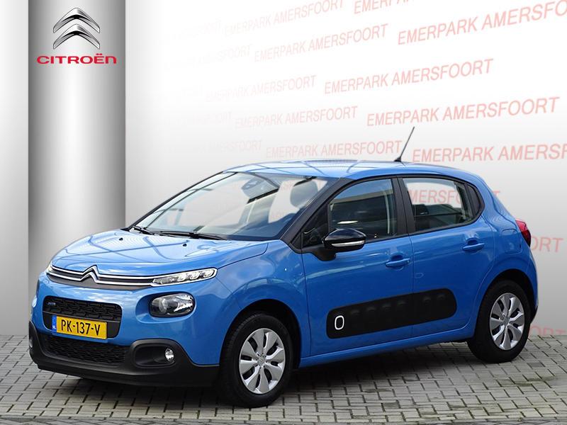 Citroën C3 1.2 pt 82pk feel navigatie/climatronic/park.sensoren