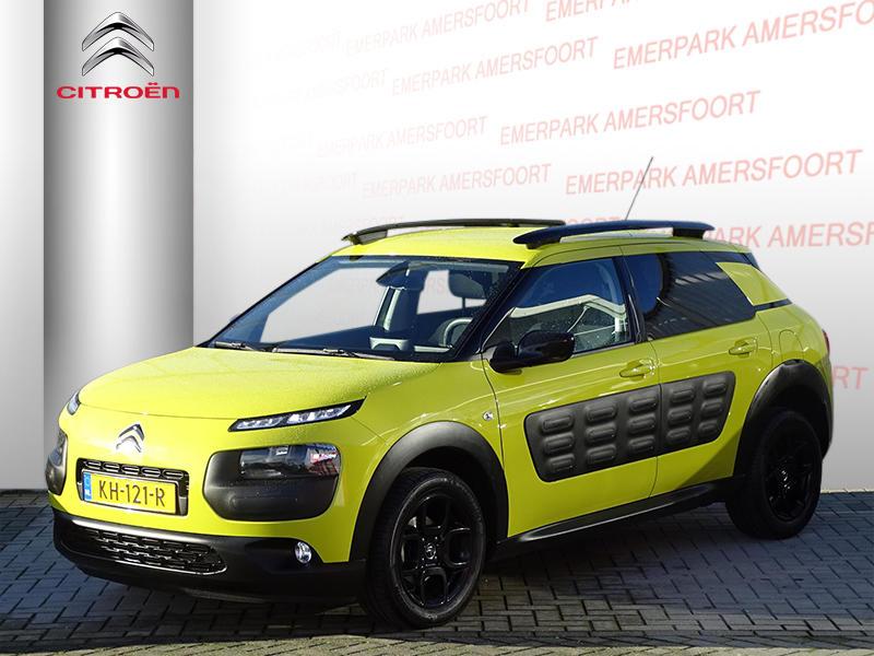 Citroën C4 cactus Vti 82pk shine/automaat/ camera/clima/lmv