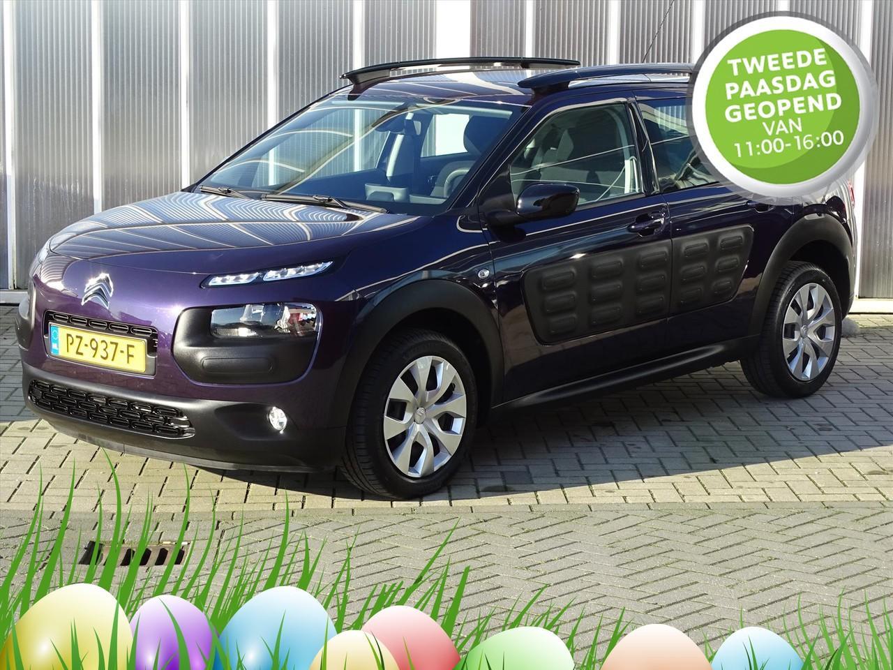 Citroën C4 cactus Vti 82pk business/ navigatie/ bluetooth/parkeersensoren