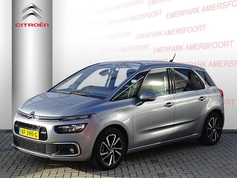 Citroën C4 picasso Puretech 130pk / navigatie/ecc/parkeersensoren achter