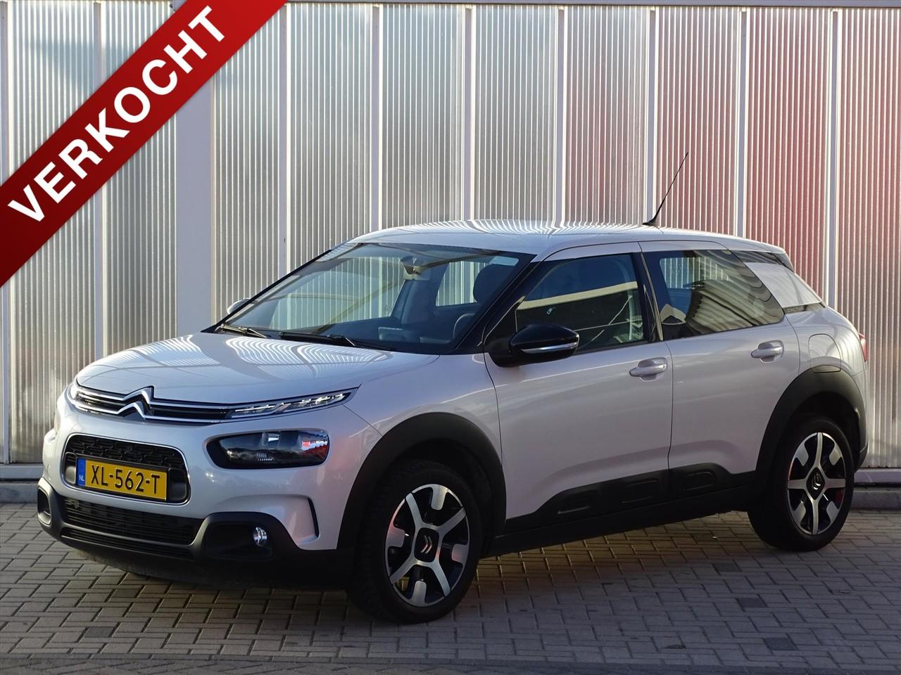 Citroën C4 cactus E-thp 110pk feel/navigatie/grip controle/pdc/camera