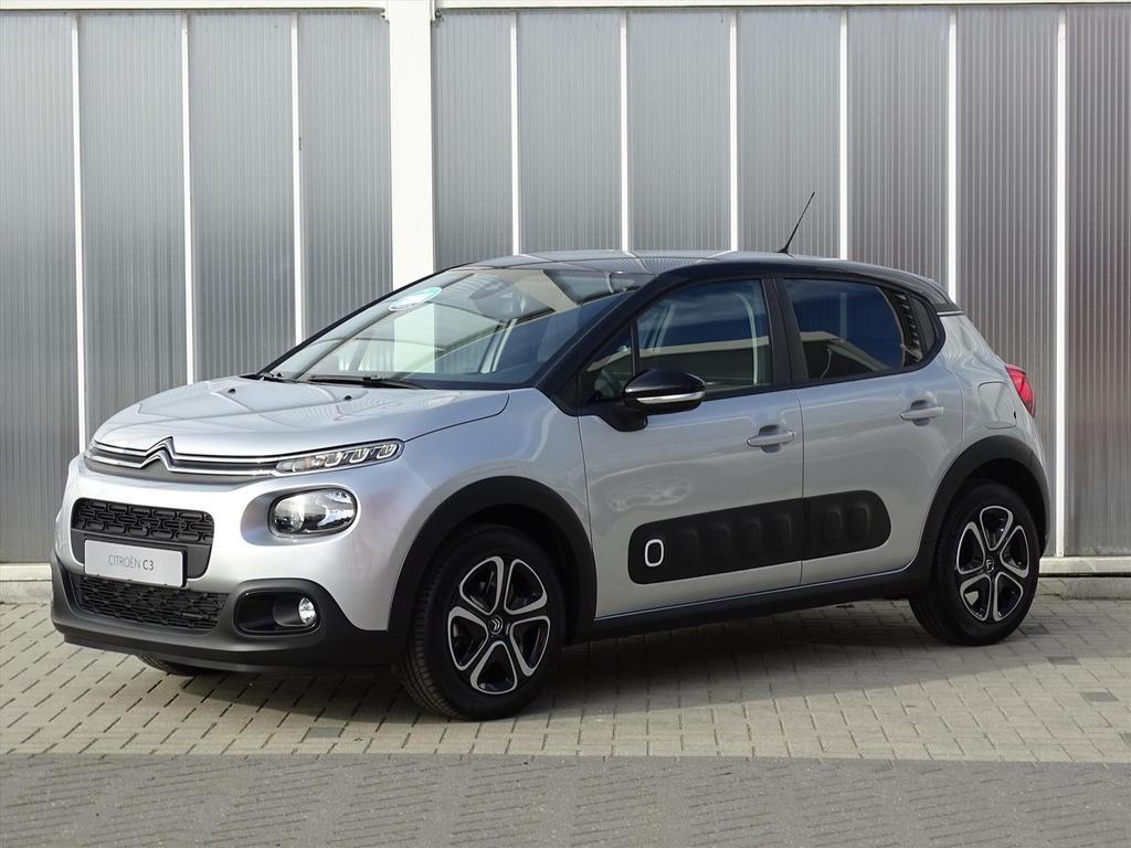 Citroën C3 Feel edition puretech 82pk s&s