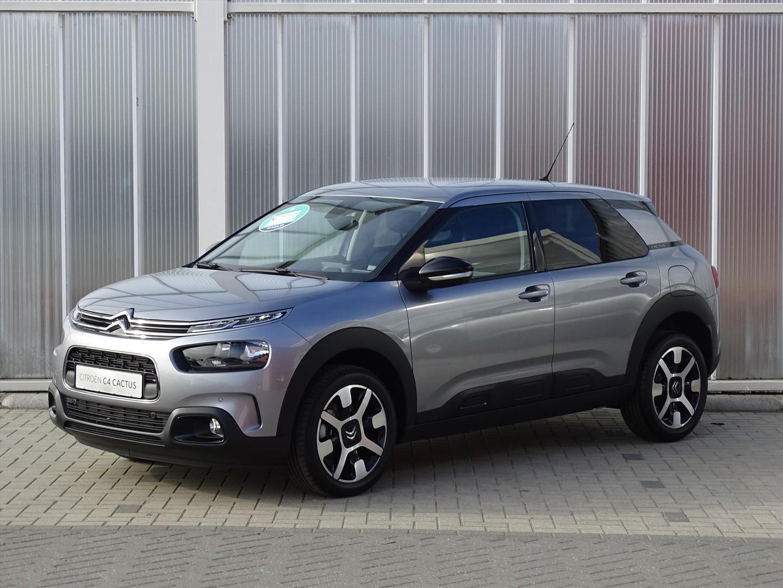 Citroën C4 cactus Shine puretech 130pk s&s