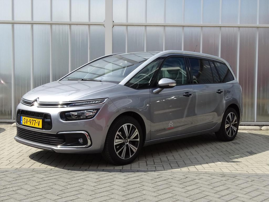 Citroën Grand c4 picasso 1.6 hdi 120pk business navigatie/clima