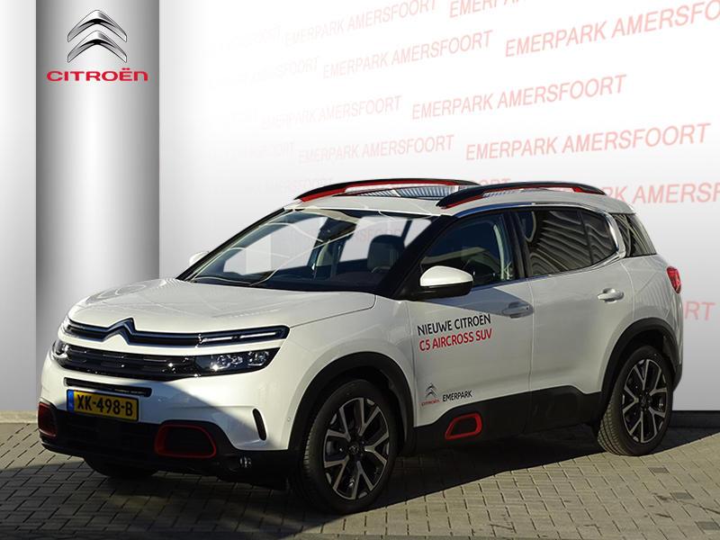 Citroën C5 aircross Shine 180pk automaat panoramadak/navigatie/dab/etc.