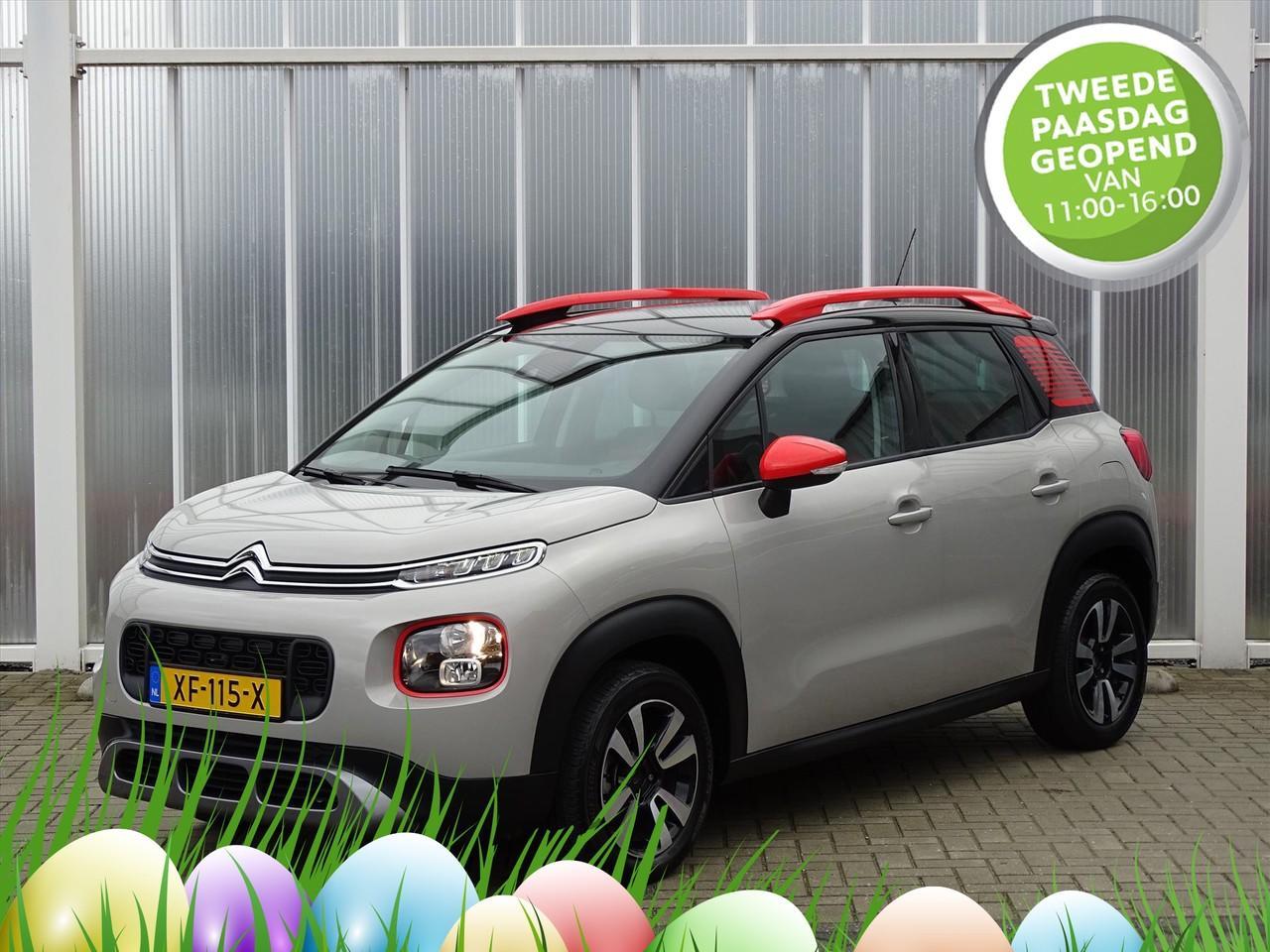Citroën C3 aircross Shine 110pk navigatie/lmv/parkeersensoren