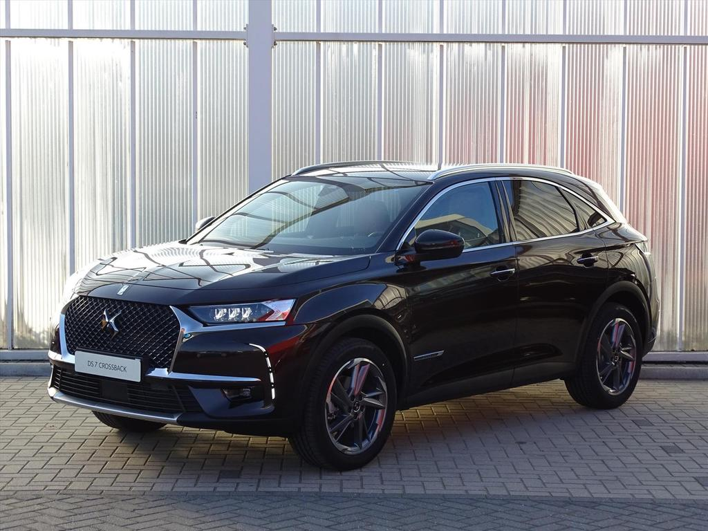 Ds Ds 7 crossback 180pk aut/adaptive cruise/fulle led/active scan suspension