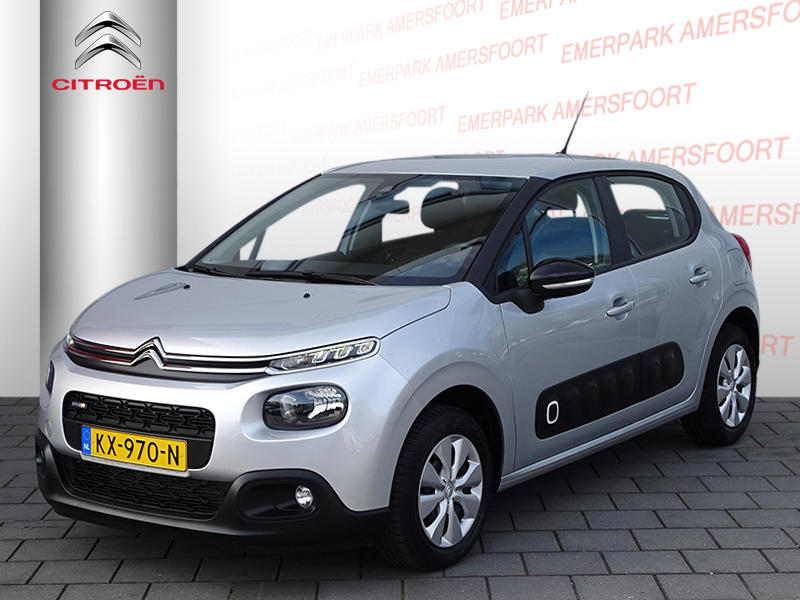 Citroën C3 Feel 1.2 82pk navigatie/all season banden/pdc