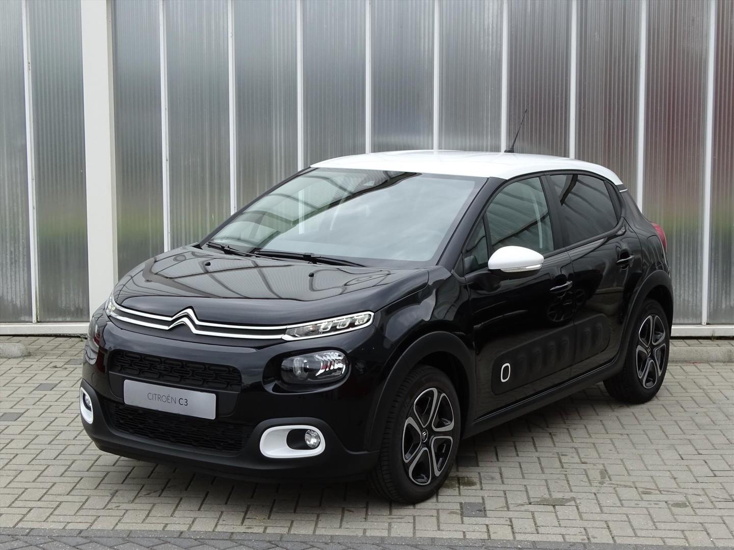 Citroën C3 Citroen c3 1.2 feel edition 82pk 299,- per maand