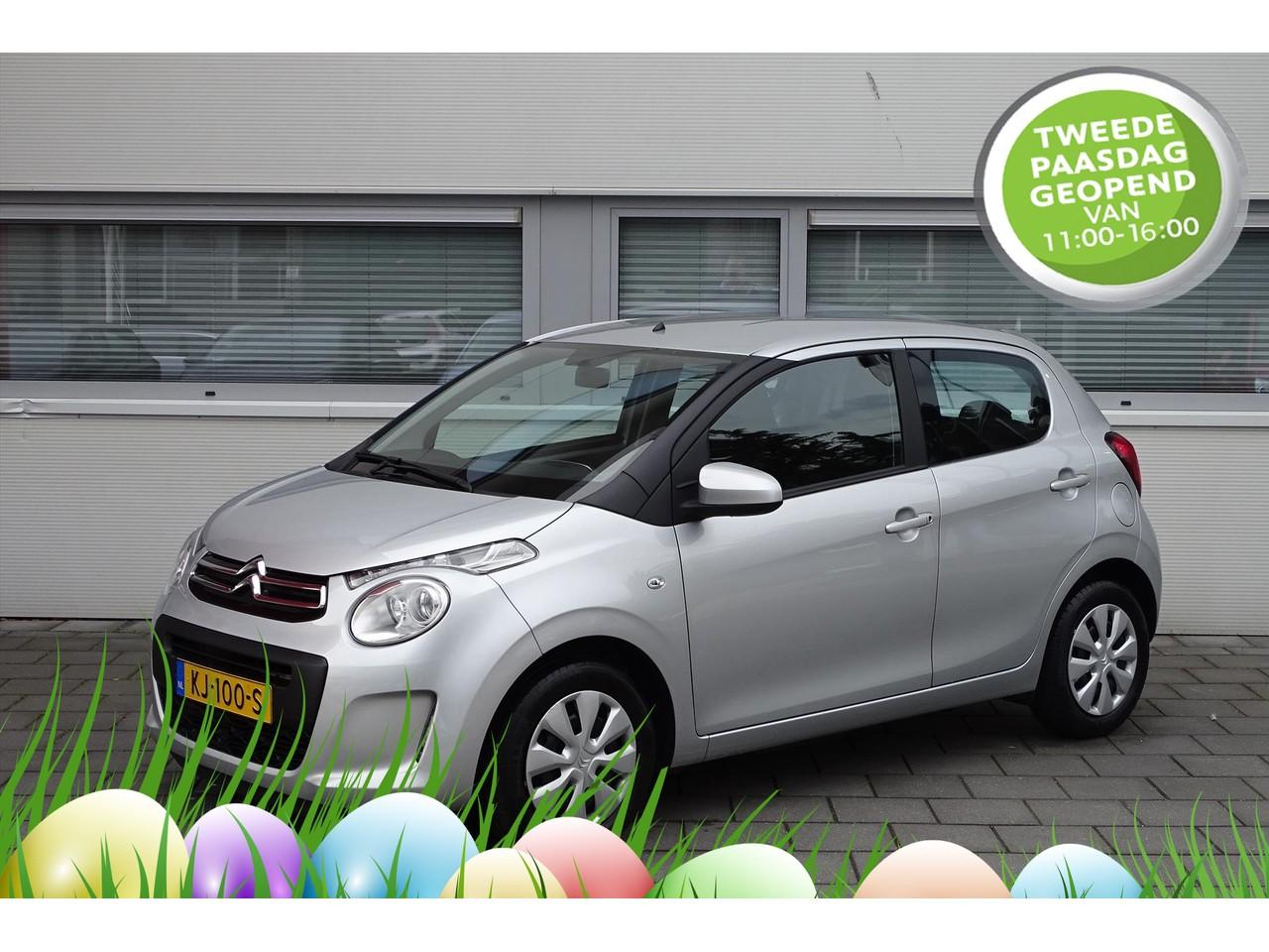 Citroën C1 Selection 1.0 68pk 5-drs airco/bluetooth