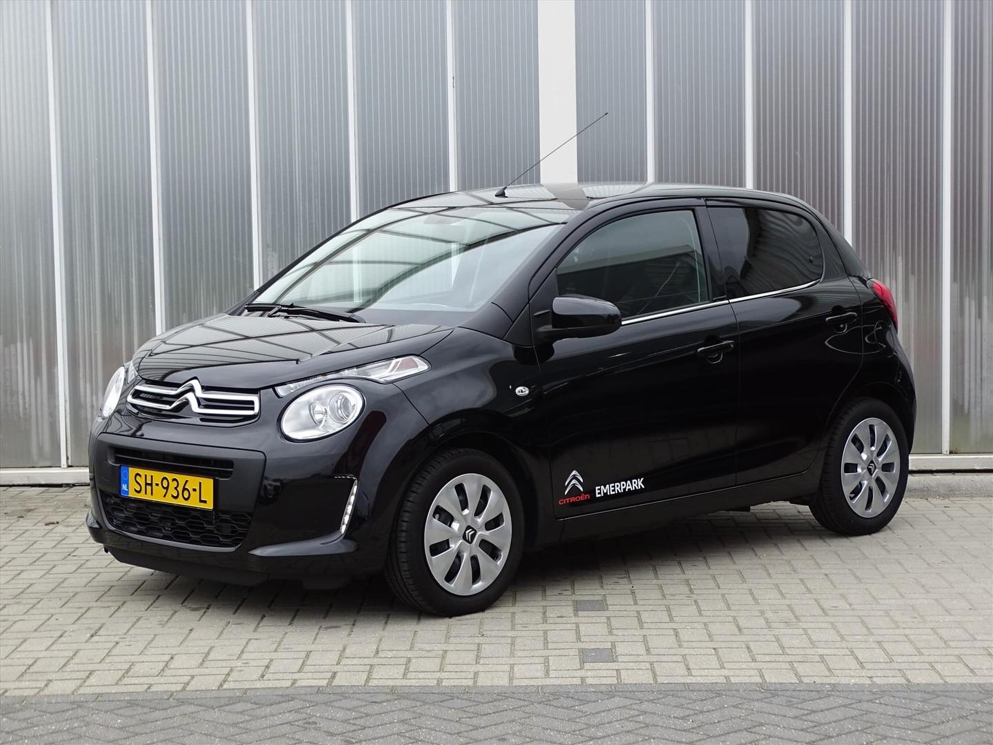 Citroën C1 5drs feel + pack comfort/airco/bluetooth