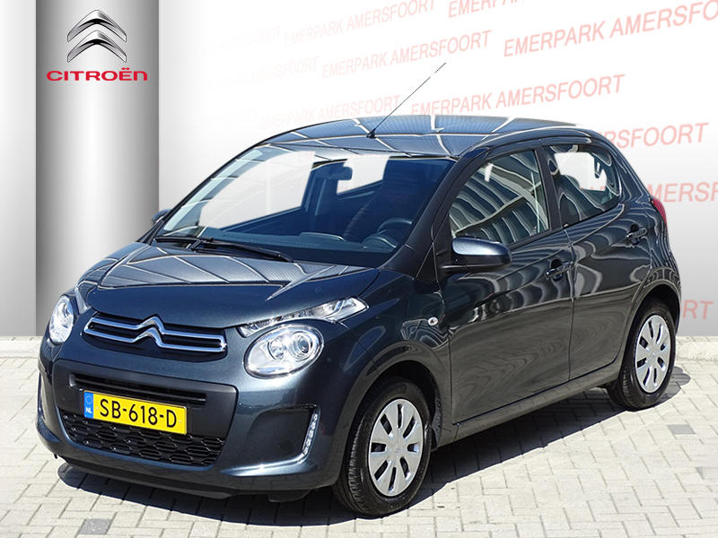 Citroën C1 Feel 1.0 68pk 5-drs airco/bluetooth/usb