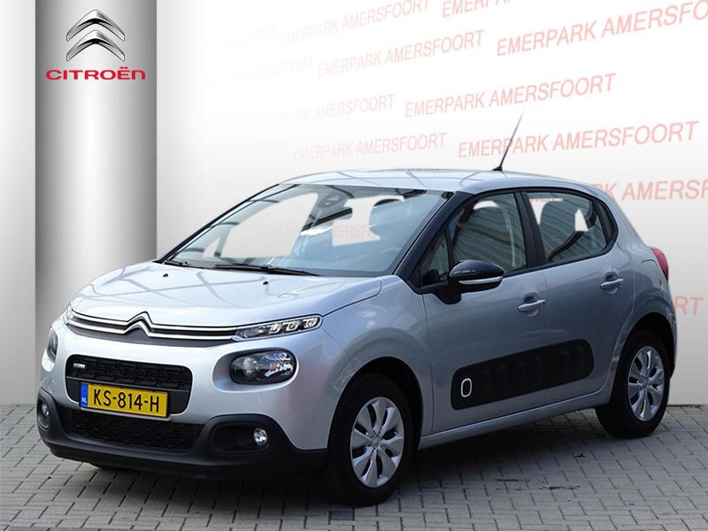 Citroën C3 1.2 pt 82pk feel navigatie