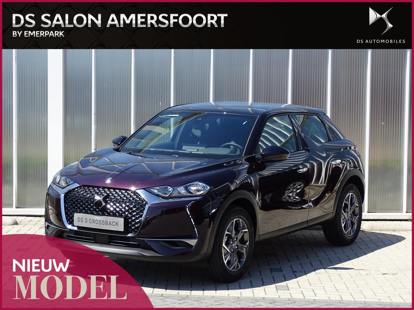 Ds Ds 3 Crossback 1.2 puretech automaat business extended safety pack & ds drive assist