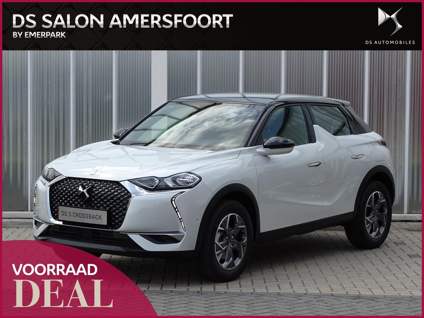 Ds Ds 3 Crossback 1.2 puretech automaat business ds connect nav dab+