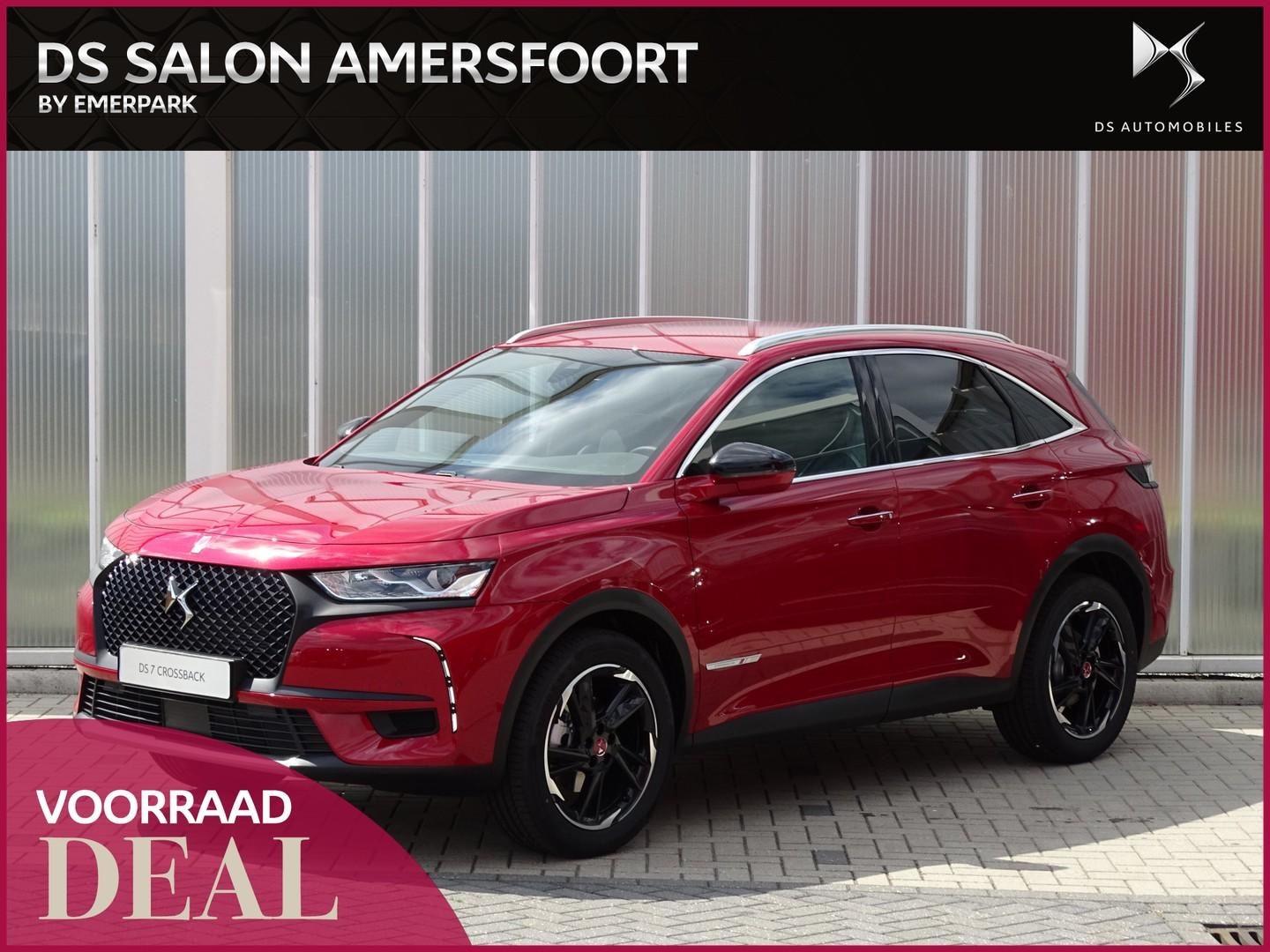 Ds 7 crossback 1.2 130 puretech performance line pack easy access