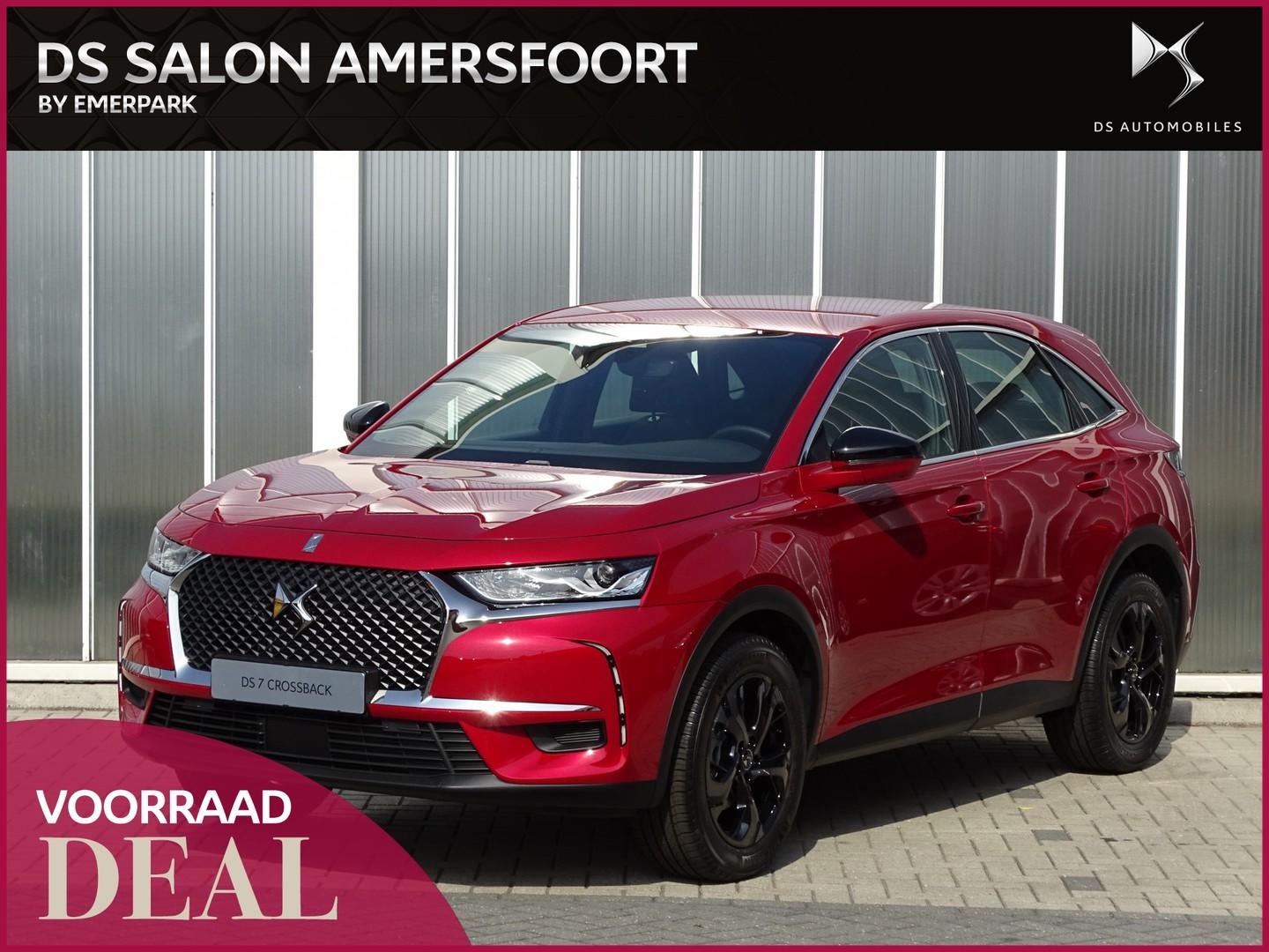 Ds 7 crossback 1.2 130 puretech be chic pack comfort seats