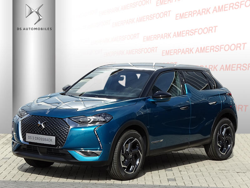 Ds Ds 3 Crossback 1.2 130 puretech grand chic automaat ds inspiration opera