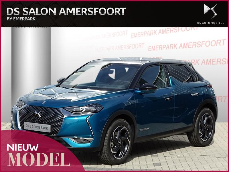 Ds Ds 3 Crossback 1.2 130 puretech automatic grand chic ds inspiration opera