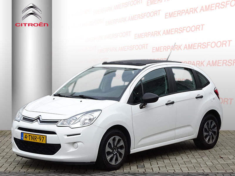Citroën C3 1.0 vti attraction schuifdak