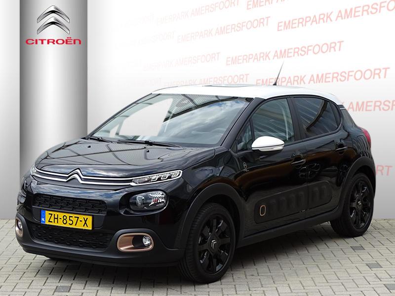 Citroën C3 Origins 1.2 pt 82pk navigatie