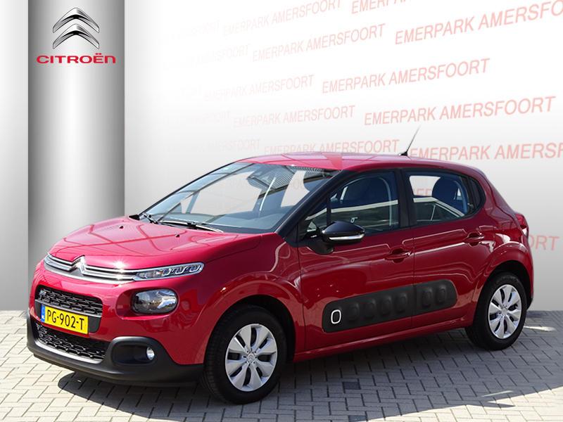 Citroën C3 Feel 1.2 82pk pt navigatie