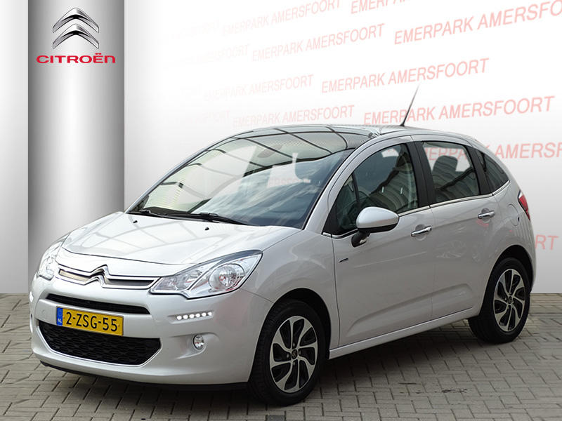 Citroën C3 Exclusive 1.2 82pk navigatie