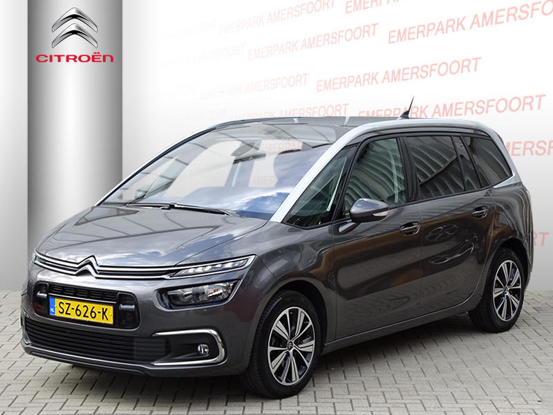 Citroën Grand c4 spacetourer Business 1.2 pt 130pk navigatie